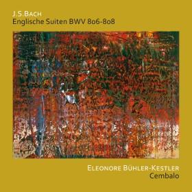 J.S.Bach: Englische Suiten BWV 806 - 808