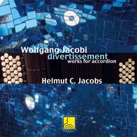divertissement - Wolfgang Jacobi: Akkordeonwerke