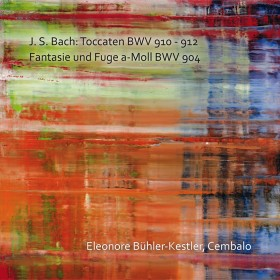 J.S.Bach: Toccaten BWV 910 - 912; Fantasie und Fuge a-Moll BWV 904