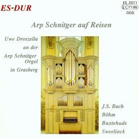 Arp Schnitger auf Reisen - Die Arp Schnitger-Orgel in Grasberg und Kloster Möllenbeck