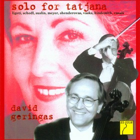 Solo for Tatjana