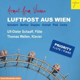 Luftpost aus Wien