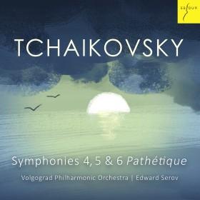 """Tschaikowsky: Sinfonien Nr. 4, 5 & 6 """"Pathétique"""""""