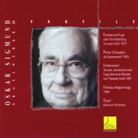 Profile: Oskar Sigmund - Orgelwerk III