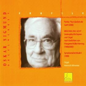Profile: Oskar Sigmund - Orgelwerk V