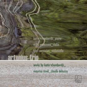 Werke für Klaviertrio von Tchemberdji, Ravel und Debussy