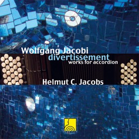 divertissement - Wolfgang Jacobi: Akkordeonwerke