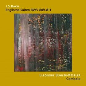 J.S.Bach: Englische Suiten BWV 809 - 811