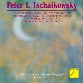 Tschaikowsky: Ballett-Suiten - Dornröschen op. 66a – Nussknacker op. 71 (Auszüge) – Schwanensee op. 20a (Auszüge)