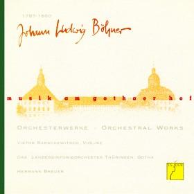 Musik am Gothaer Hof: Johann Ludwig Böhner