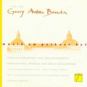 Musik am Gothaer Hof: Georg Anton Benda