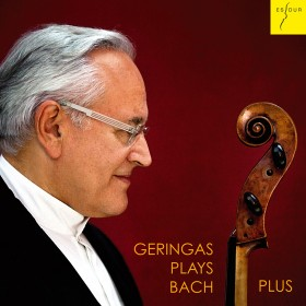 Geringas plays Bach Plus