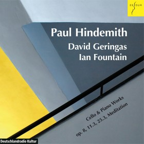 Paul Hindemith: Cello & Piano Works