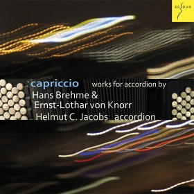 capriccio - works for accordion by Hans Brehme & Ernst-Lothar von Knorr