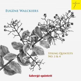 Eugène Walckiers: Streichquintette Nr. 2 & 4