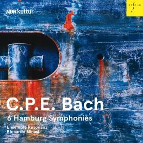 C.P.E. Bach: 6 Hamburger Sinfonien, Wq.182