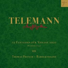 G.Ph.Telemann: 12 Fantasien für Violine solo TWV 40:14-25